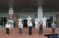 Confirma Vietnam otros cinco pacientes recuperados de COVID-19