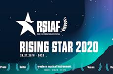 Festival Internacional de Música - Rising Star 2020 se celebrará de forma virtual