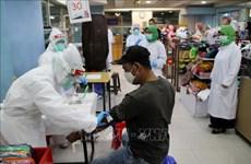 Indonesia registra mayor número de casos nuevos de COVID-19 en un día