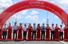 Provincia survietnamita de Long An mejora su sistema de transporte terrestre
