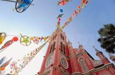 Iglesia vietnamita figura entre los destinos rosados más bellos del mundo