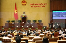 Estudia Parlamento de Vietnam solución de disputas en inversión según EVIPA
