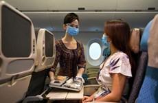 Singapore Airlines implementa nuevas medidas preventivas contra el COVID-19