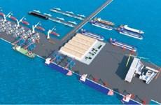 Indonesia acelera construcción del puerto marítimo Kijing