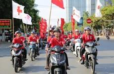 Honran en Vietnam a los 100 donantes de sangre más destacados en el país