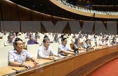 Aprueban resolución sobre programa de supervisión del Parlamento de Vietnam para 2021