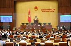 Parlamento de Vietnam sancionará resolución sobre programa de supervisión en 2021