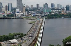 Debaten Malasia y Singapur reapertura de puertas fronterizas