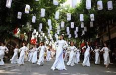 Celebrarán Festival Ao Dai en ciudad antigua de Hoi An