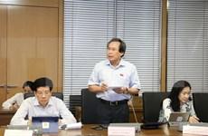 Parlamento analiza Ley de trabajadores vietnamitas en el extranjero
