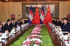 Camboya y China firmarán acuerdo de libre comercio a finales de 2020