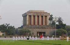 Suspenden visitas al Mausoleo del Presidente Ho Chi Minh por mantenimiento