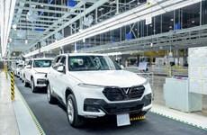 Fabricante automotriz vietnamita VinFast vendió miles unidades en mayo