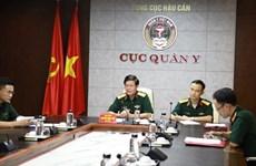 ASEAN busca lazos más fuertes en sector médico militar para combatir pandemia