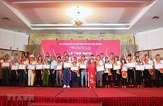 Vicepresidenta vietnamita elogia aportes de donantes de sangre