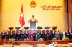 Parlamento de Vietnam aprueba resolución sobre miembros del Consejo Electoral Nacional