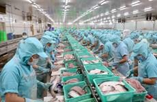 Exportaciones acuáticas de Vietnam disminuyen debido al COVID-19