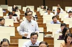Estudia Asamblea Nacional de Vietnam asuntos socioeconómicos