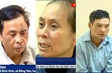 Proponen enjuiciar a 29 involucrados en caso de disturbio en comuna suburbana de Hanoi
