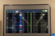 Aumenta tasa de puntualidad de vuelos en Vietnam