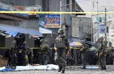 Dos polícias fallecidos y otros dos heridos por ataque en Filipinas
