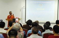 Debaten en Hanoi relaciones entre idioma clásico indio y budismo vietnamita