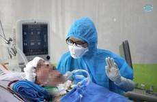 Independiente de soporte respiratorio, el paciente más grave de COVID-19 en Vietnam