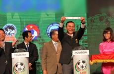 Vietnam podrá ser anfitrión de la Copa AFF Suzuki 2020