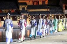 Destacan en Festival Ao Dai de Hoi An valores culturales de Vietnam