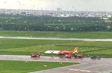 Numerosos vuelos afectados por cierre temporal del aeropuerto Tan Son Nhat