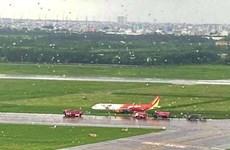 Aeropuerto de Tan Son Nhat reabre pista de aterrizaje tras incidente de avión de Vietjet Air