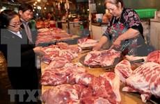 Vietnam redobla esfuerzos para impedir el comercio ilegal de cerdos