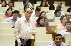 Parlamento de Vietnam analiza soluciones para la recuperación económica post-pandemia