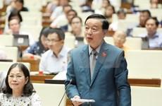 Debate Parlamento vietnamita sobre el uso de recursos hídricos en cuenca del río Mekong