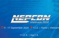Efectuarán Exposición Internacional NEPCON Vietnam en Hanoi