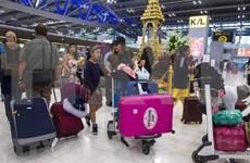 Tailandia considera reanudación de vuelos internacionales
