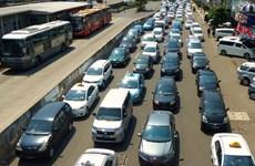Ventas de autos de Indonesia reportan reducción más baja en historia