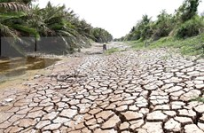 Países del Mekong enfrentan fenómenos meteorológicos