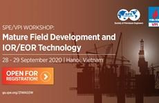Celebrarán en Vietnam una conferencia internacional sobre la recuperación mejorada de petróleo