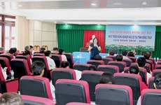 Organización japonesa ayuda a provincia vietnamita en el desarrollo de agricultura orgánica