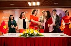 Lanzan en Vietnam programa de protección a mujeres y niños en medio de pandemia
