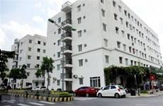 Viviendas sociales contribuirán a recuperación de mercado inmobiliario en Vietnam