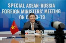 Exhorta Vietnam mayor cooperación Rusia-ASEAN en lucha contra COVID-19