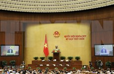Aprueba Parlamento numerosos proyectos legales