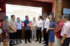 Dirigentes de Hanoi se reúnen con más de 300 periodistas