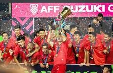 Selección de fútbol sub -19 de Vietnam prepara entrenamientos para campeonatos regionales