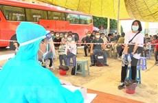 Provincia vietnamita recibe a cientos de compatriotas desde Oriente Medio