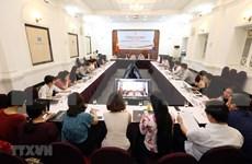 Sesionan conferencia de coordinación de Comunidad Socio-Cultural de ASEAN