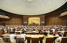Legisladores vietnamitas revisan enmiendas de la Ley de Protección Ambiental