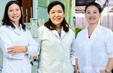 Tres científicas vietnamitas nombradas entre las 100 investigadoras más destacadas de Asia